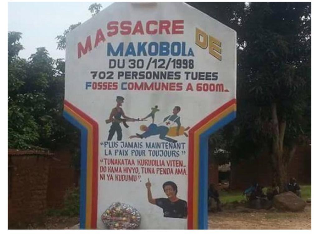MAKOBOLA-FIZI : les auteurs de massacre de 1999,qui sont-ils??