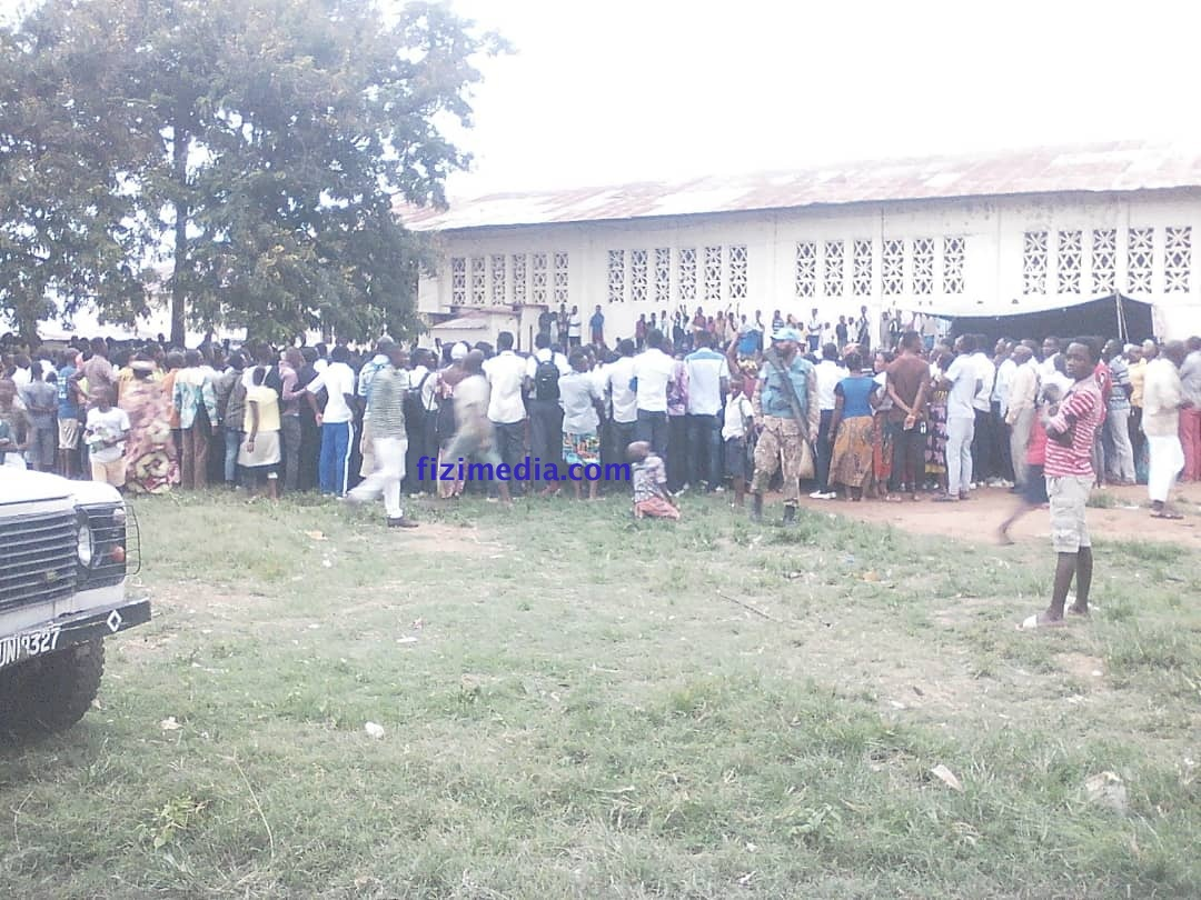 BARAKA-SUD-KIVU : un infirmier gravement blessé par balles