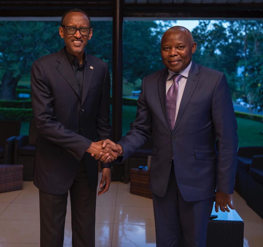 RDC - RWANDA : vital kamerhe visite le gouvernement de Kigali