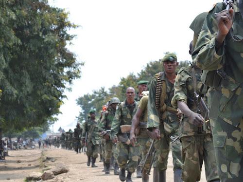 RUTSHURU-RDC : un jeune homme abattu par un militaire