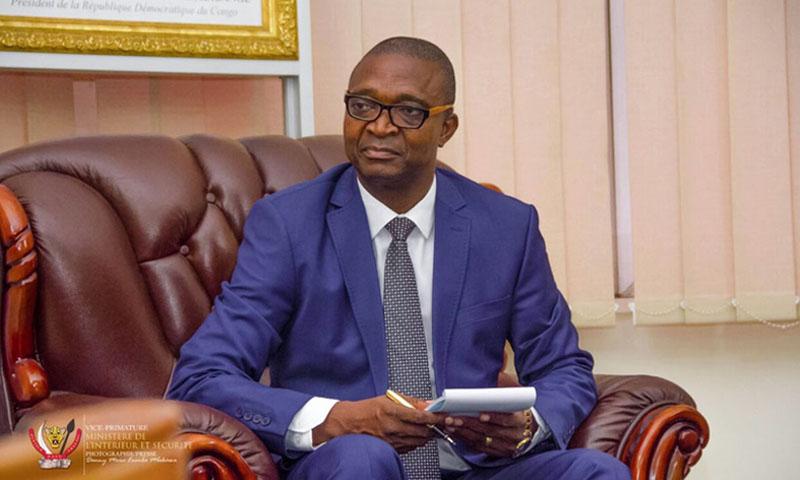RDC : Emmanuel ramazani shadary,un sponsor ou un bouc émissaire