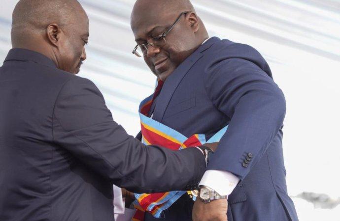 RDC-KINSHASA - PRIMATURE : peut-être la fin de bonnes relations entre le président Tshisekedi et le président sortant KABILA?