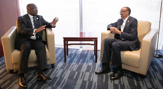 Le Rwanda et La Rdc veulent laisser leur passé troublé derrière eux