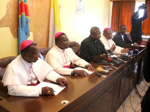 RDC, « la joie de la résurrection contraste avec la crise multiforme aux conséquences humanitaires graves » (CENCO)