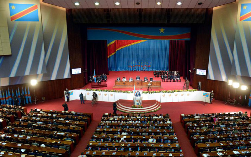 RDC : Jeannine Mabunda et Thomas Lokondo se disputent la présidence de l'Assemblée nationale