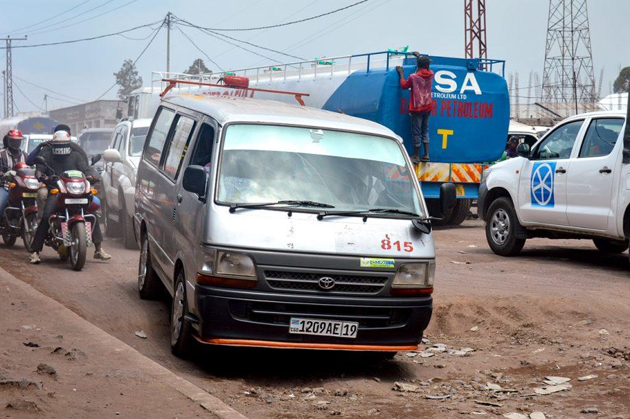 Goma-RDC : Certains clients s'indignent de la musique assourdissante jouée dans des bus de transport