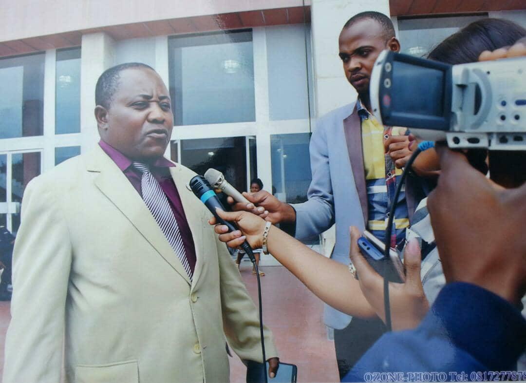 Fizi-RDC : L'honorable KALIBA MULANGA plaide pour la vie de la population de hauts plateaux