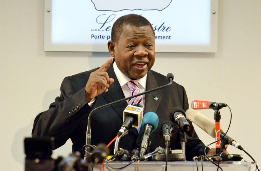 RDC: interpellation  de Lambert Mende