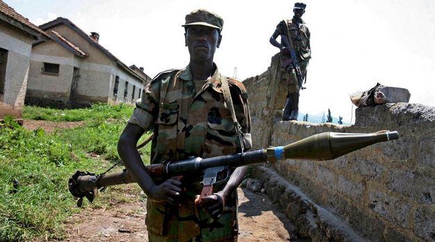 RDC: l'armée angolaise soupçonnée d'incursion contre des séparatistes cabindais