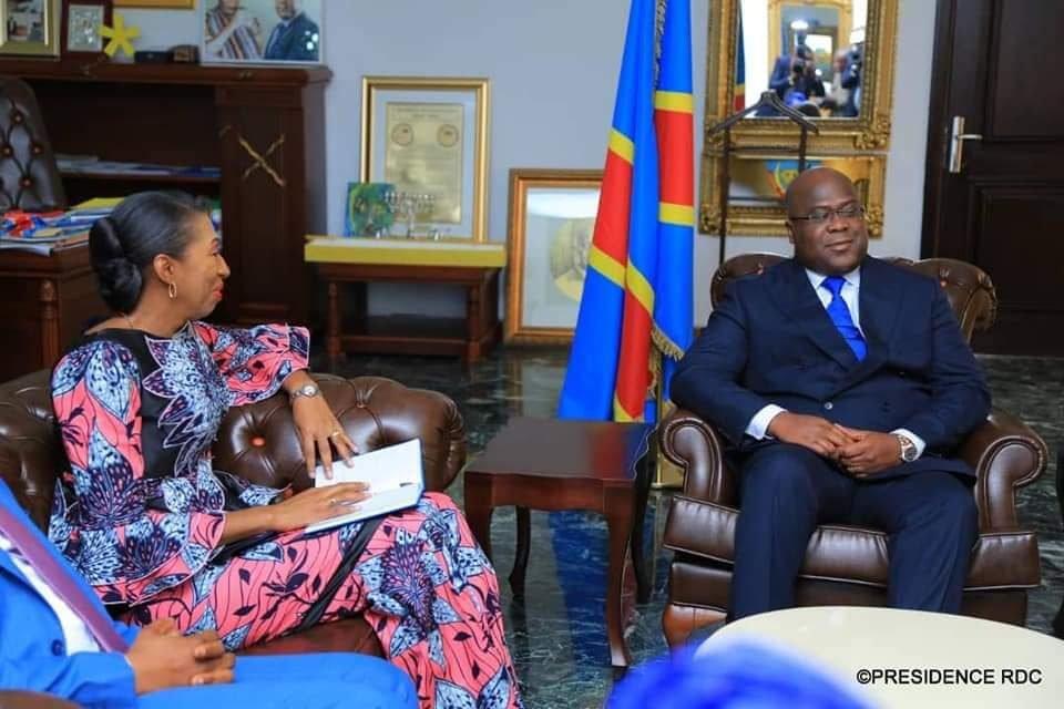 RDC : Félix Tshisekedi communique au bureau de l'Assemblée nationale ses attentes et celles de la population