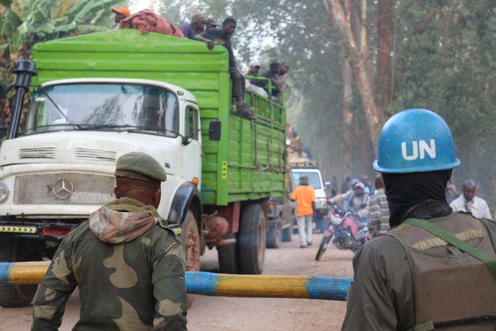 GOMA : Le quartier Birere assaini, le chef d'avenue Apendeki appelle la population à la propreté des ménages