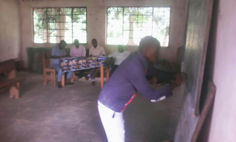 MBOKO-FIZI: Fin de l'année scolaire 2018- 2019 l'effort de l'élève c'est sa délibération