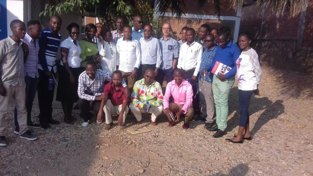 Burundi: Fin de la formation des journalistes