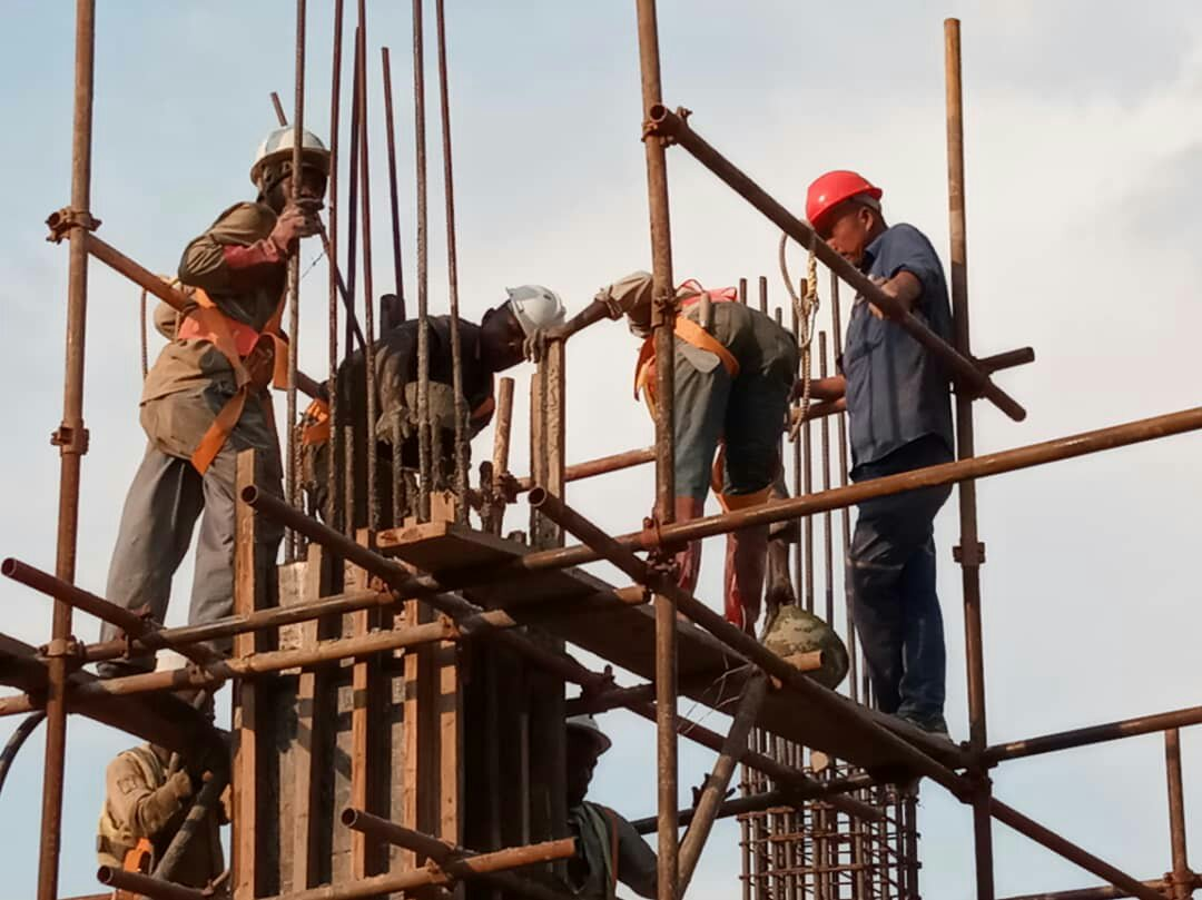 Sud-kivu: un stade moderne en construction