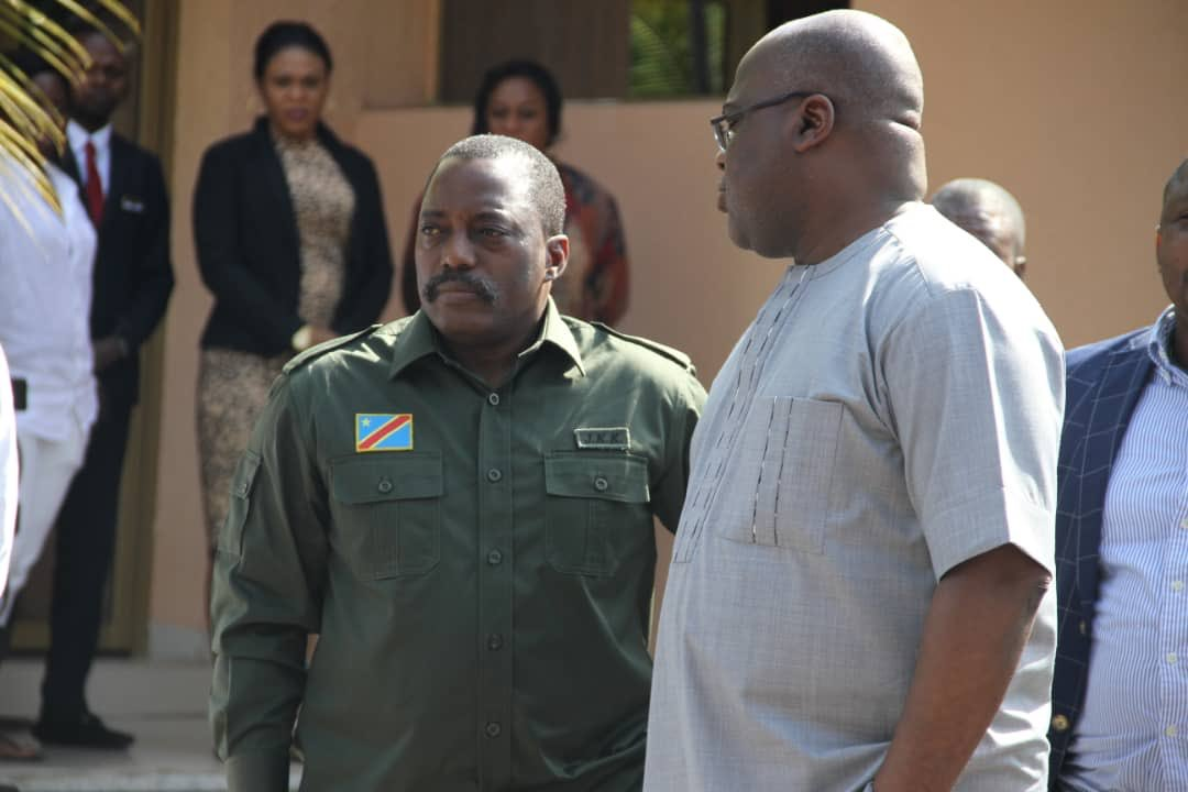 RDC : Les deux travaux de Tshisekedi; dissoudre l'Assemblée nationale et « neutraliser » Yuma