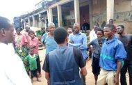 Kasaï Oriental : Au grand marché WETRAFA l'organisation Urgences Panafricaniste RDC a sensibilisé la population contre le Coronavirus