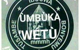 Ulimwenguni: ujumbe kwa Wabondo walio Fizi-Itombwe na popote Duniani