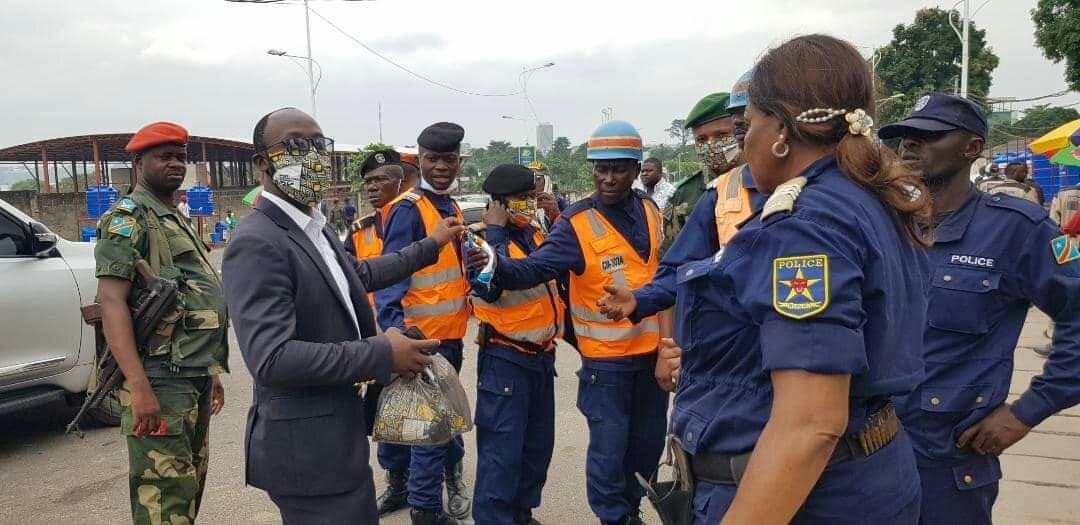RDC: le port de masque de protection contre le Covid-19 sera obligatoire à Kinshasa dès ce Lundi TUSONGE suggère au gouvernement