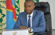 Nord-Kivu- lutte contre le Covid-19 : le Gouverneur Nzanzu Kasivita Carly a reçu les chefs d'offices des cours et tribunaux à son cabinet du travail