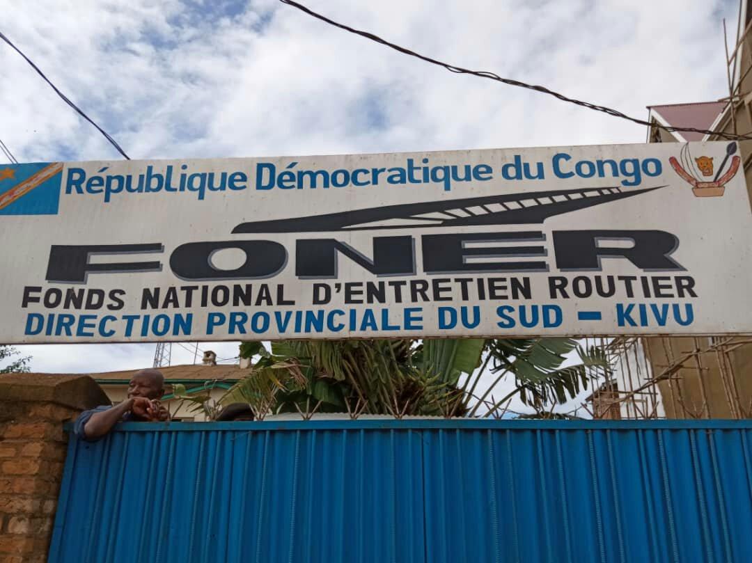 Sud-kivu-FONER: Suspension temporaire des toutes les barrieres suite au Covid-19