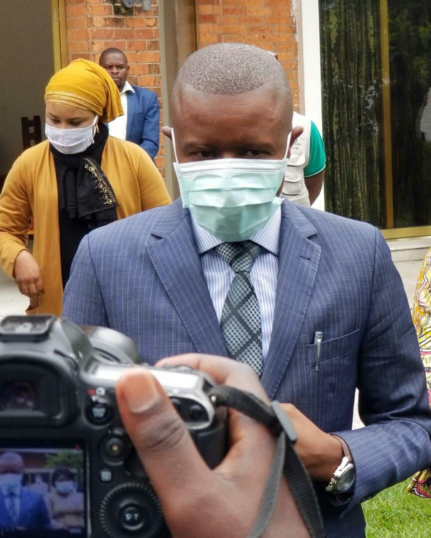 RDC : 4 sur 5 cas des malades du Covid-19 guéris au Nord-Kivu ( Gouverneur Nzanzu Kasivita Carly)