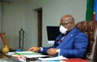 RDC -Covid-19 : le Chef de l'État a présidé la 32eme réunion du Conseil des ministres