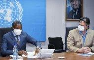 Nord-Kivu- sécurité : le Gouverneur Carly Nzanzu Kasivita a Présidé une réunion conjointe avec la Monusco à Goma