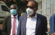 Nord-Kivu - Covid-19 : le Gouverneur du Sud-Kivu visite le laboratoire de l'INRB bientôt opérationnel à Goma