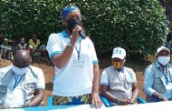 Sud-kivu - Kabare : la fondation vision d'aigle au chevet du centre hospitalier  de Karanda à  Kavumu.