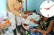 En vacance parlementaire à Kasindi lubirya, Saïdi Balikwisha donne sourire à une famille bloquée dans un hôpital par manque d'argent