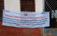 Baraka : début de la formation sur le coronavirus aux Relais communautaires