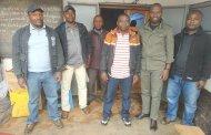 Vacance parlementaire, Saïdi Balikwisha a échangé avec le comité des chauffeurs de l'axe Butembo KASINDI via KARURUMA et ensuite avec le comité local de la jeunesse de Bashu