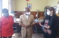 Bukavu : Bilubi Ulengabo Meschac a reçu en audience la délégation de la PALPGL
