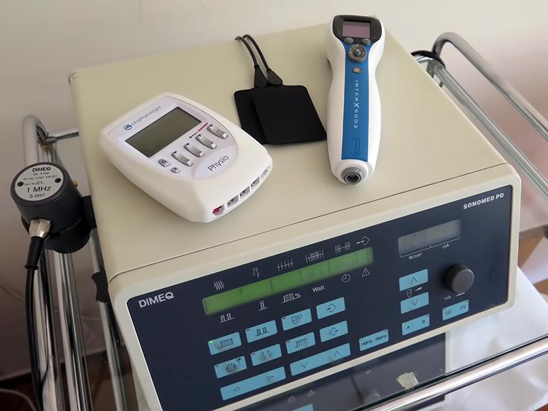 Fizio GP - ostali načini fizioterapije - Elektroterapija
