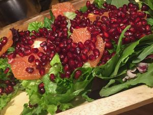 citrus-pomegrante-salad