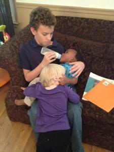 feeding-the-baby