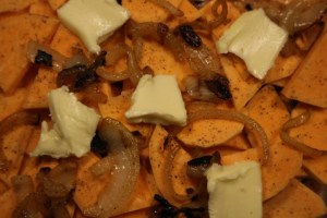 sweetpotato-onions-butter