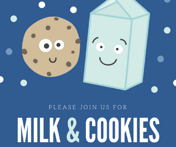 Ultimate Milk & Cookie Party