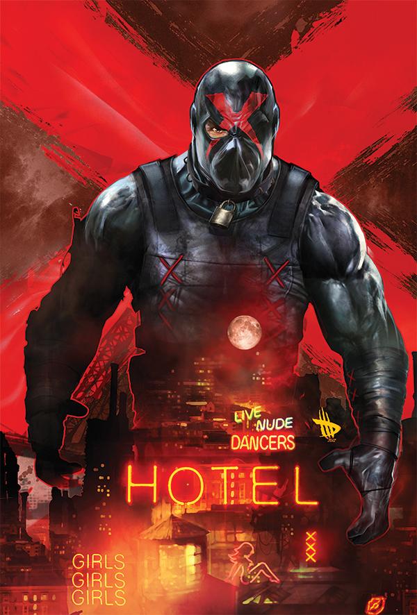 X Returns To Dark Horse Comics Fizmarble