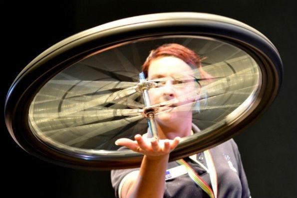 wheel spin