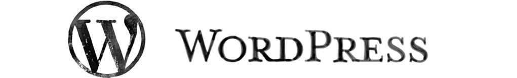 WordPress Logo Sketch