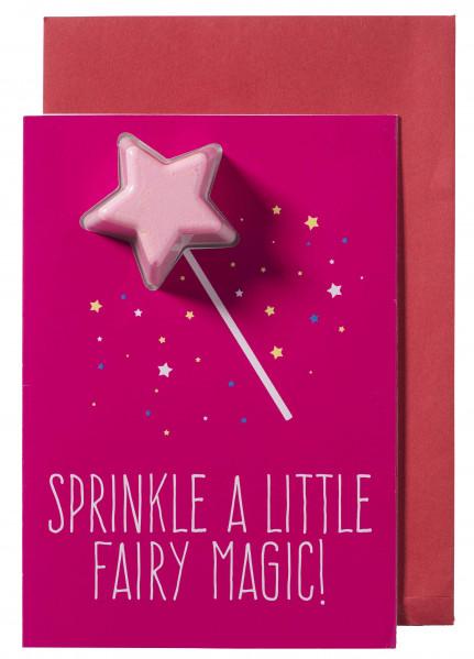 Fairy Magic Blaster Card