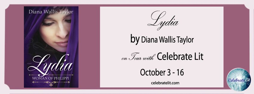 SPOTLIGHT: Lydia by Diana Wallis Taylor