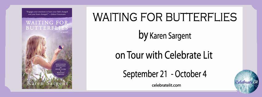 SPOTLIGHT: Waiting on Butterflies by Karen Sargent