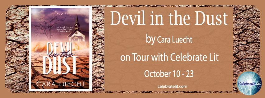 SPOTLIGHT: Devil in the Dust by Cara Luecht