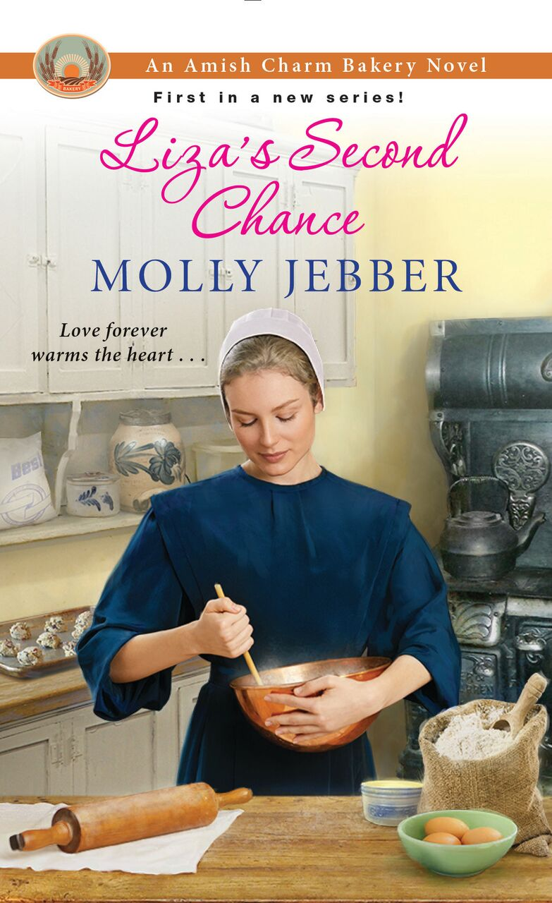BOOK REVIEW: Liza's Second Chance by Molly Jebber