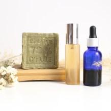 routine anti-acné naturelle
