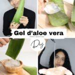 DIY : gel d'aloe vera , pour des boucles hydratées et définies