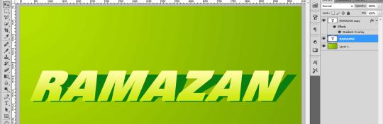 tekst efekt ramazan 7