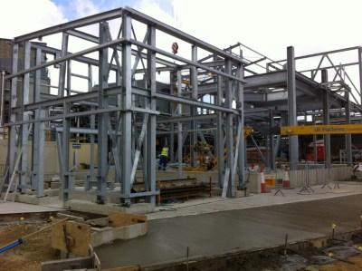 BASF BioACM Bradford Structural Steelwork